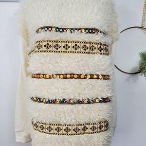 ZARA TRAFALUC Sweater Size Medium